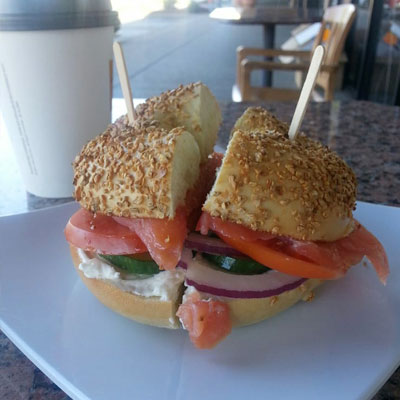 New York Bagel Gallery