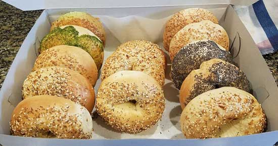 About New York Bagel Image