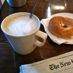New York Bagel Espresso